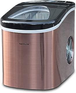 Frigidaire Counter top Portable, 26 lb per Day Nugget Ice Maker Machine (Copper Stnls)