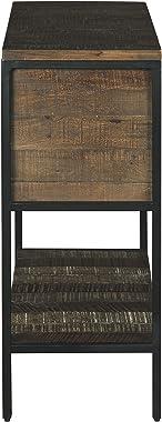 Signature Design by Ashley - Lamoney Accent Cabinet - Multicolor