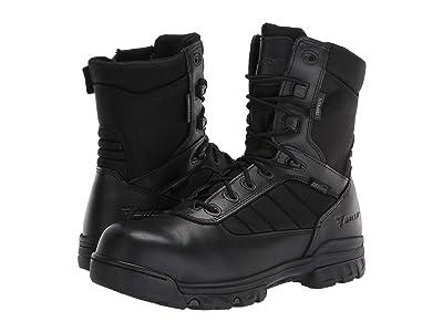 Bates Footwear 8 Tactical Sport Dryguard Side Zip Composite Toe