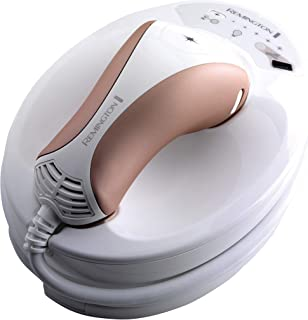 Remington iLIGHT Pro At-Home IPL Hair Removal System, Permanent Results w/ powerful 16Jsper flash & 3 bonus cartridges- FDA cleared for Women & Men
