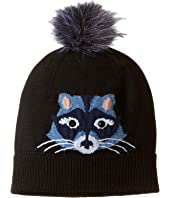 Kate Spade New York - Raccoon Beanie