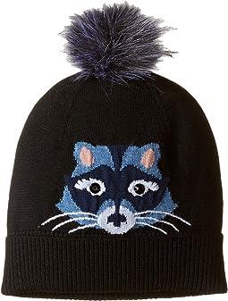 Raccoon Beanie