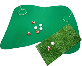 Trademark Innovations Golf Green Floating Backyard Pool Game