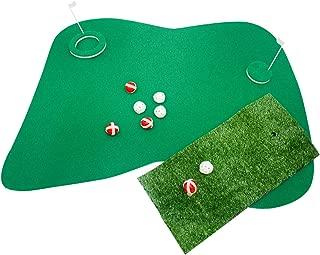 Trademark Innovations Golf Green Floating Backyard Pool Game