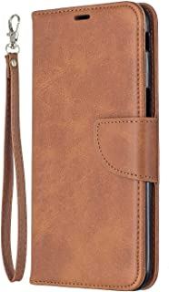 Wallet Case for Galaxy J6 Plus 2018, The Grafu Multifunctional Magnetic Folio PU Leather Case Cover with Card Slots and Wr...