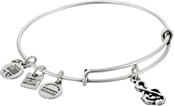 Coach Coach Penny Bracelet Watch White Silver Alex And Ani Jewelry