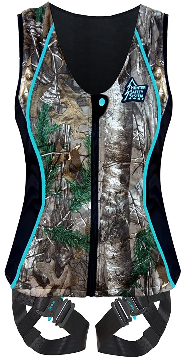 Hunter Safety System Women's CONTOUR Harness, Medium/Large