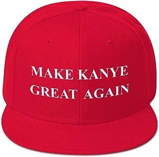 Make Kanye Great Again Snapback