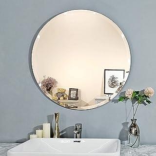 Creative Arts n Frames Glass Wall Mirror (Silver_12 X 12 Inch)