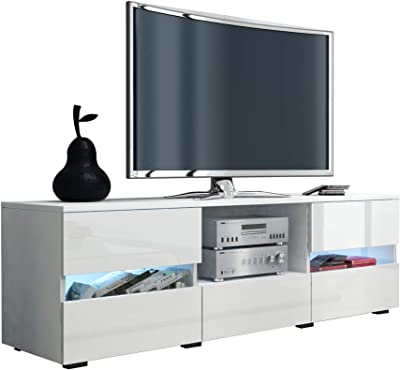 Amazon.com: MEBLE FURNITURE & RUGS Vigo New 180 LED Wall ...