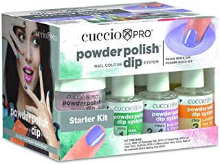 Cuccio Pro Powder Polish Dip Starter Kit