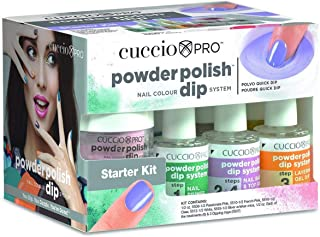 Cuccio Pro Powder Polish Dip Starter Kit