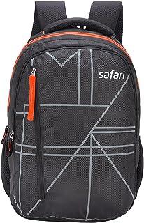 Safari Prisma 32 Ltrs Black Casual Backpack (PRISMA19CBBLK)