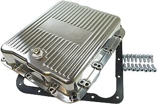 Chevy/GM 700R4-4L60E-4L65E Aluminum Transmission Pan Kit - Polished