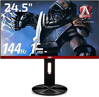 AOC ゲーミング モニター AGON G2590PX/11 (24.5インチ/144Hz/1ms/TNパネル/HDMI×2 DP×1)