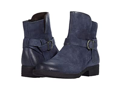 Born Syd (River (Navy) Distressed) High Heels