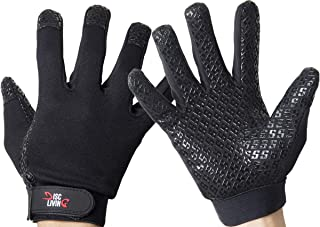 Disc Living  | Ultimate Frisbee Gloves | Disc Golf Glove Grip