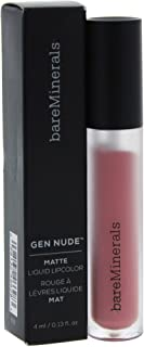 ベアミネラル Gen Nude Matte Liquid Lipcolor - Swag 4ml/0.13oz並行輸入品