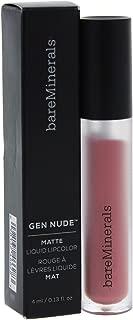 Bareminerals Gen Nude Matte Liquid Lipcolor - Swag, 0.13 Oz