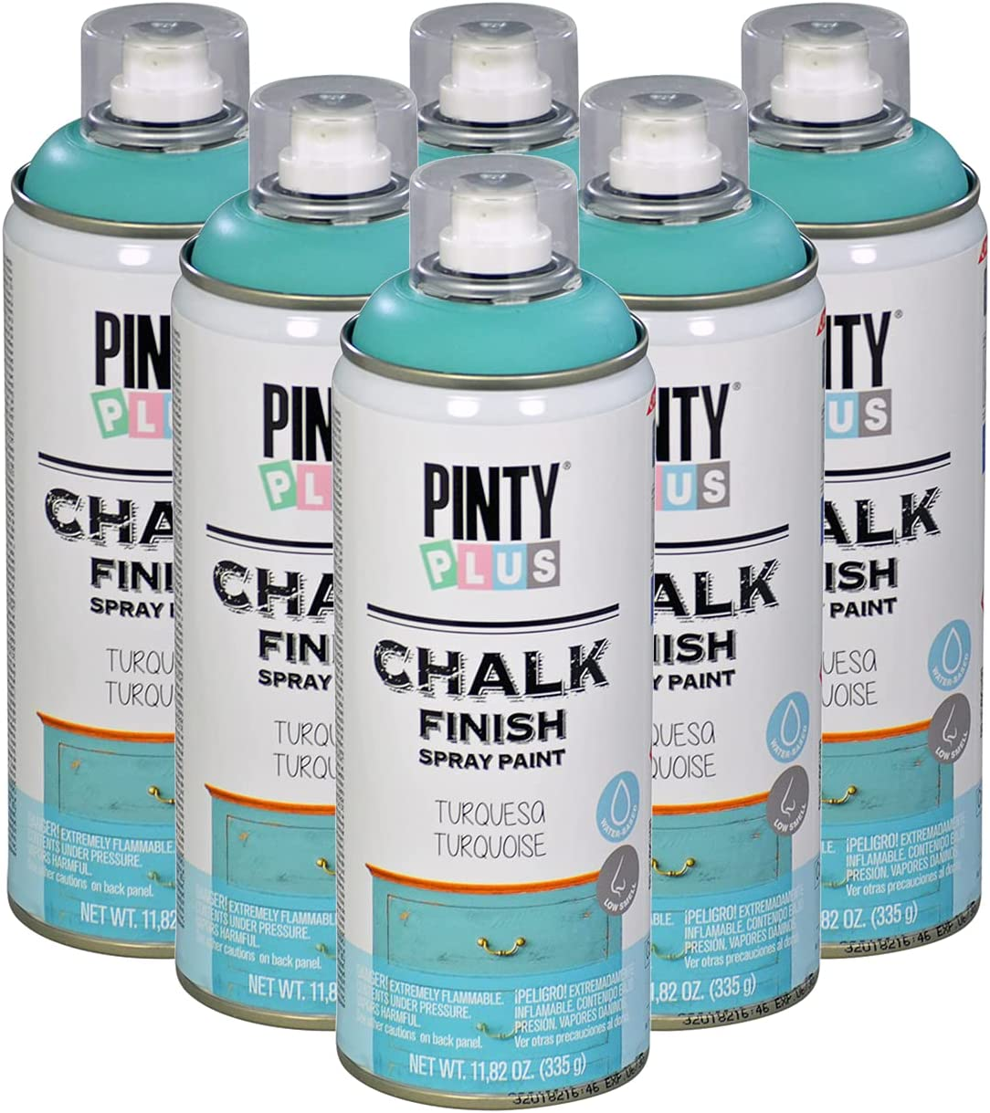 Chalk Finish Spray Paint - 11.8oz Based Genuine Weekly update Water Fast Drying Ultr