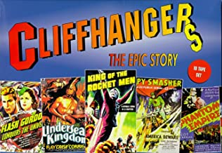 Cliffhangers: Epic Story VHS