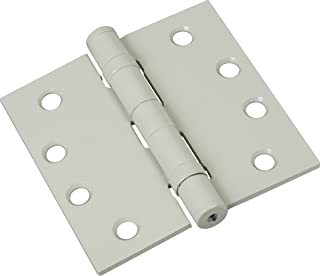Stanley Hardware S820-829 RPFBB179 Standard Weight, Ball-Bearing Hinges in Prime Coat White, 3 pack