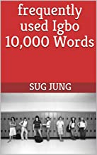 frequently used Igbo 10,000 Words
