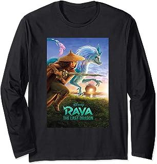 Disney Raya and the Last Dragon Movie Poster Manche Longue