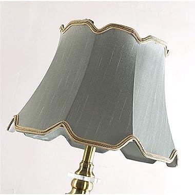 YMLSD Floor Lights,Standing Light Vertical Lamps Lights Ceramic Floor Lights,Living Room Sofa Coffee Table European Style War