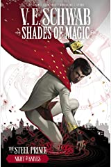 Shades of Magic Vol. 2: The Night of Knives (Shades of Magic - The Steel Prince) Kindle Edition