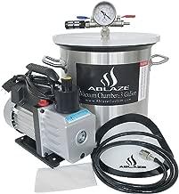 Best vacuum degassing chamber and pump Reviews