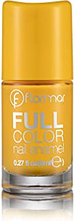 Flormar Full Color Nail Enamel, FC47 Lemoncello, 8 ml