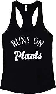 The Bold Banana Women's Runs on Plants Tank Top