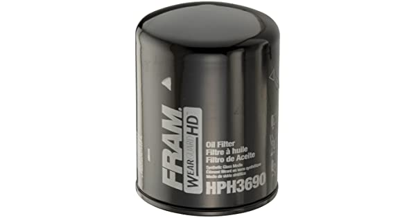Fram HPH3690FP Lube Spin-On Filter