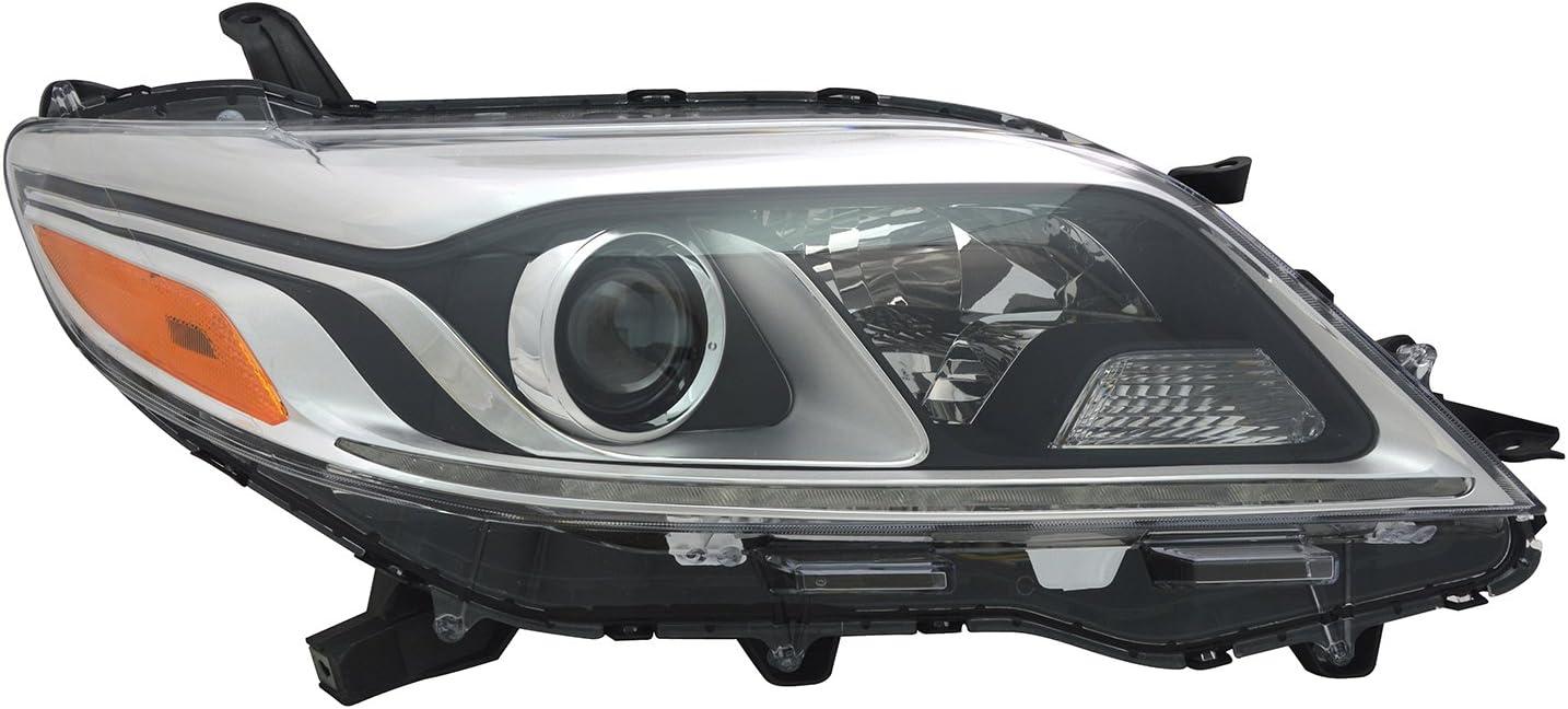 2020秋冬新作 TYC 中古 20-9627-00-1 Replacement right Head Lamp Compatible TO with
