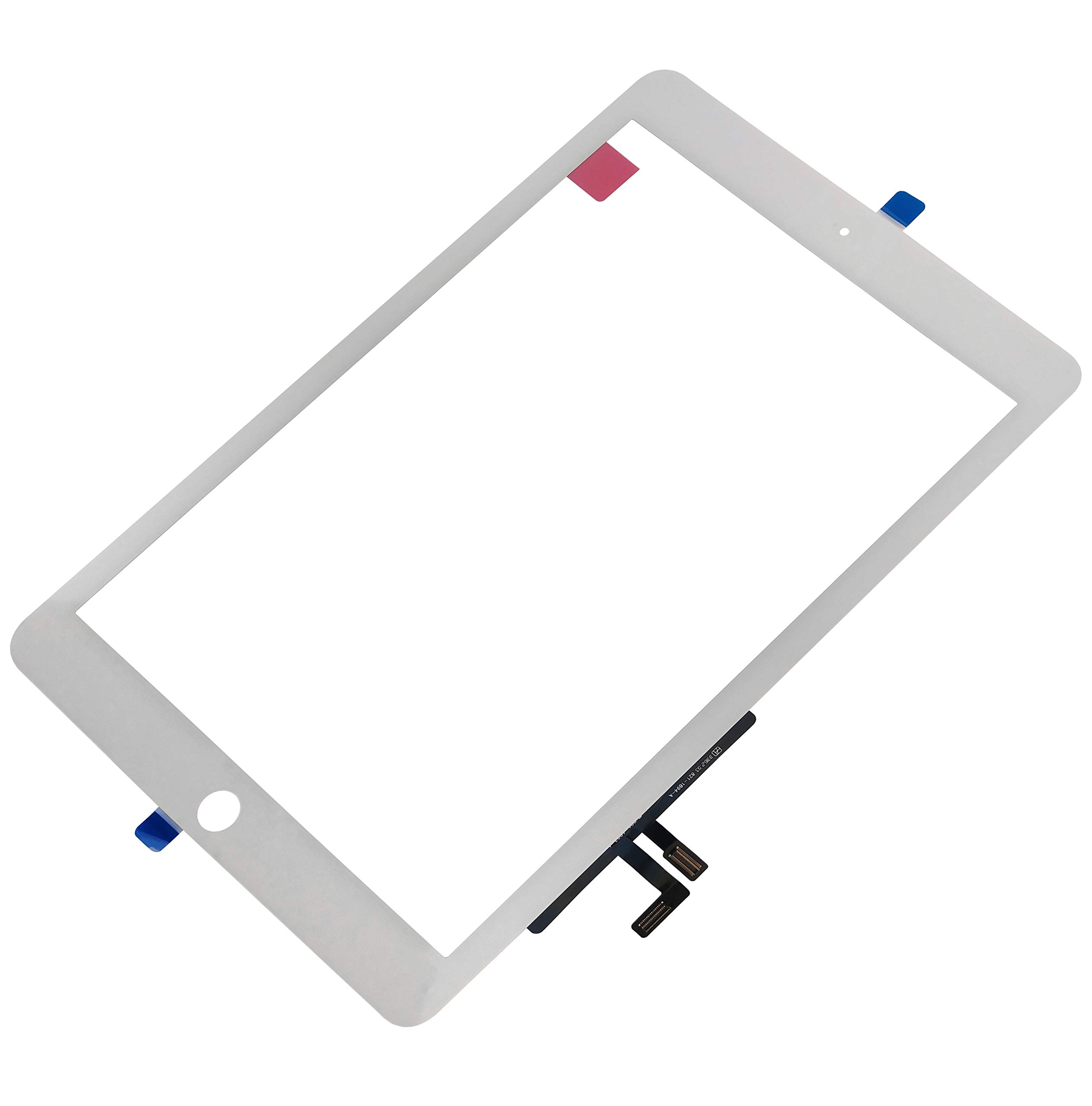 Tools Black TS New Touch Screen Black Glass Digitizer Replacement for iPad 2