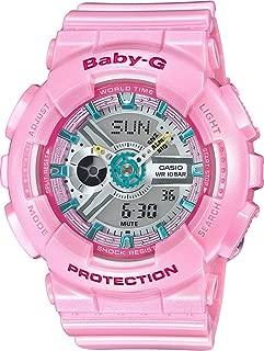 Casio Women's Ana-Digi Dial Resin Band Watch - BA-110CA-4A