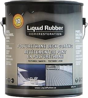 Liquid Rubber Polyurethane Deck Sealant 1G - SMS