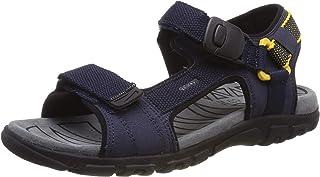 De Amazon Zapatos esPiel Vestir Hombre Para Sandalias 6ybY7gf
