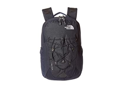The North Face Jester Backpack (Urban Navy Light Heather/TNF White) Backpack Bags