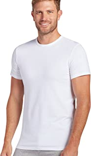 Jockey Men's T-Shirts Slim Fit Cotton Stretch Crew Neck - 2 Pack