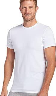 Men's T-Shirts Slim Fit Cotton Stretch Crew Neck T-Shirt...
