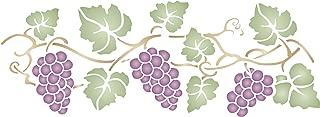 Best grapevine stencil patterns Reviews