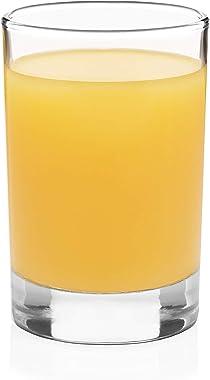 Libbey Vasos de zumo de base pesada, juego de 8