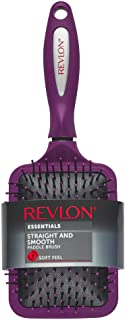 Revlon Straight & Smooth Berry Paddle Hair Brush