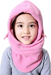 Children's Lightweight Balaclava Winter Hat, Thick...