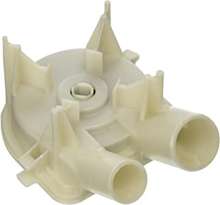 Whirlpool OEM Factory Kenmore Washer Water Drain Pump Part 3363394, 3352293, 3352292, 2x2x2, White