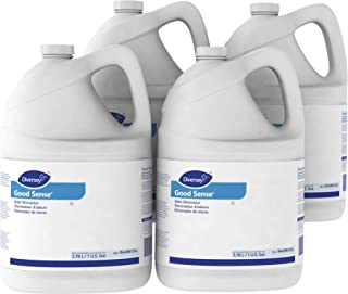 Diversey Good Sense 94496154 Odor Eliminator, 4 x 1 gal/3.78 L Containers (Pack of 4)