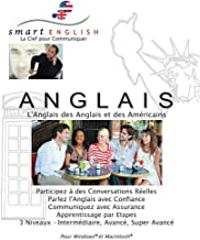 CDRom Anglais Smart English - Apprendre l'Anglais avec les Anglais et les Américains (Windows7/Vista/XP/ Mac OSX)