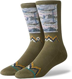 Stance Stance Peak Socks - Army